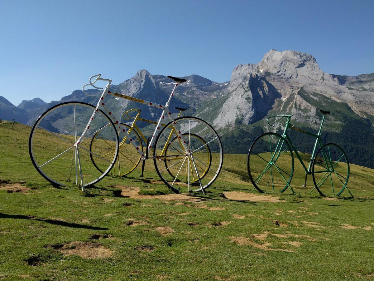 Traversée des Pyrénées en vélo