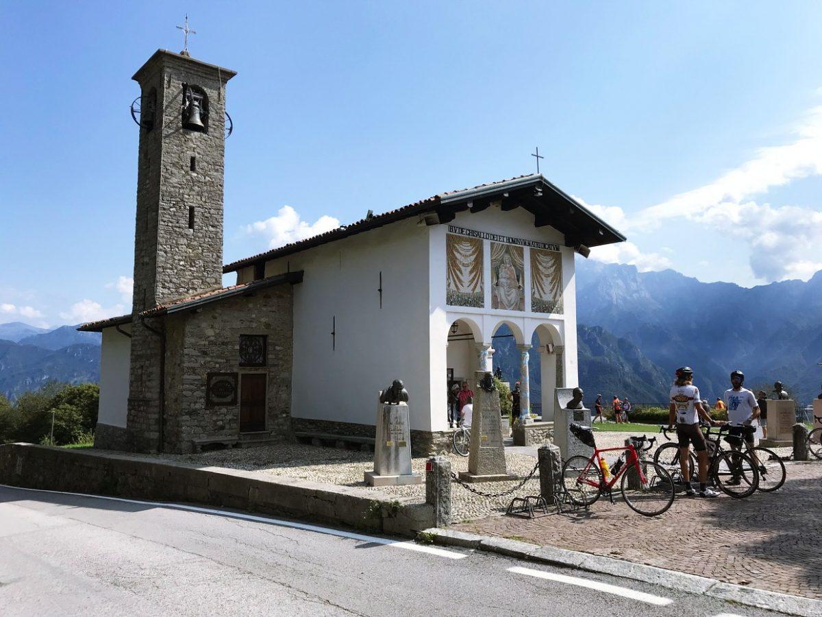 Chapelle de la Madonna del Ghisallo