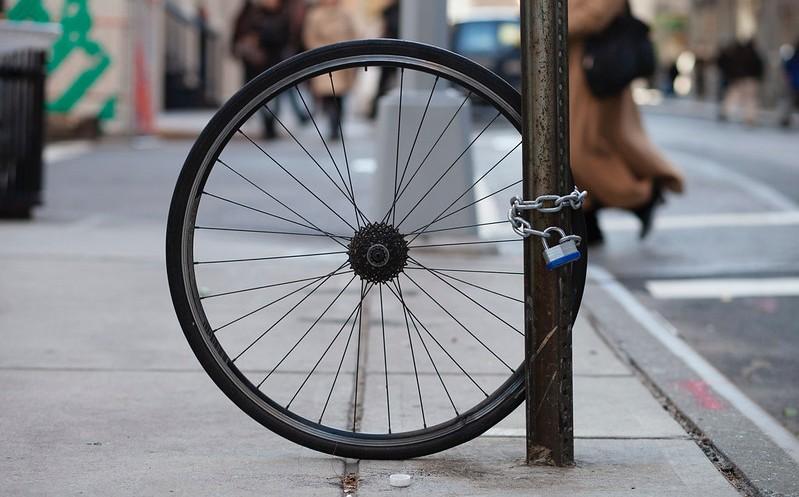 Prévenir le vol de vélo