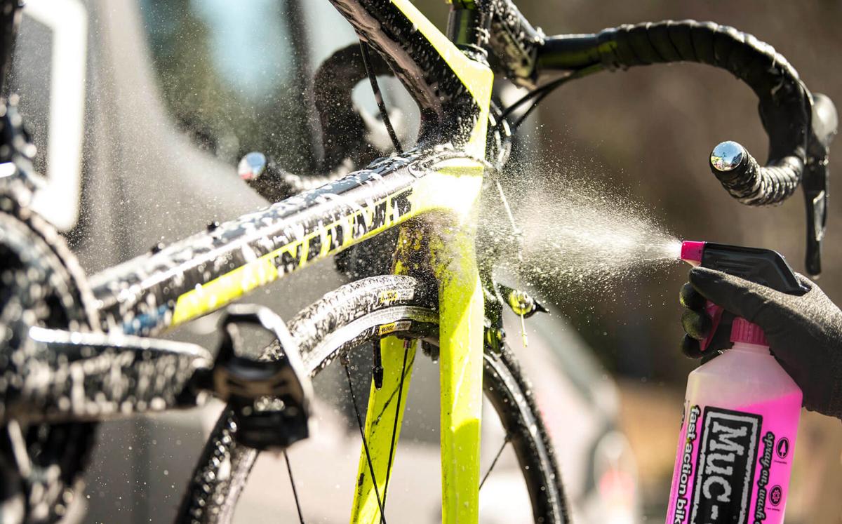 Nettoyage et entretien du vélo