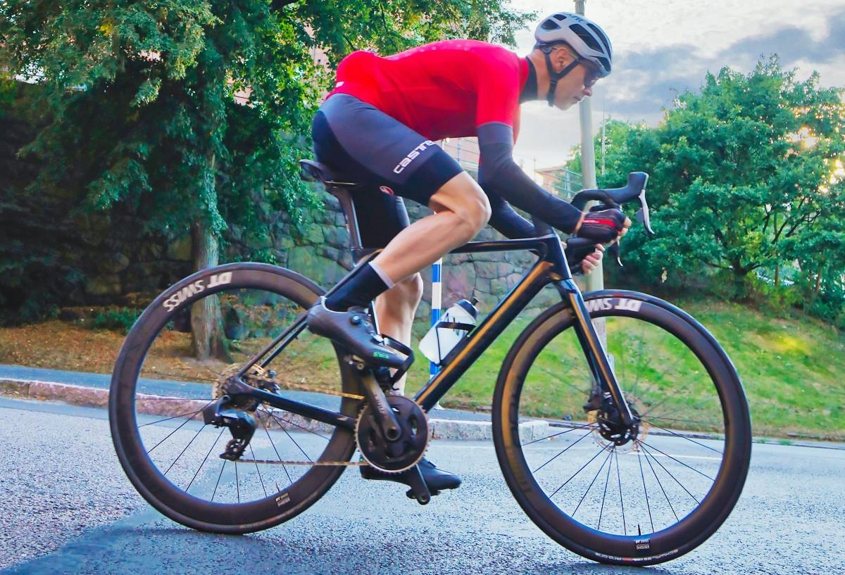Entraînement de la puissance en cyclisme