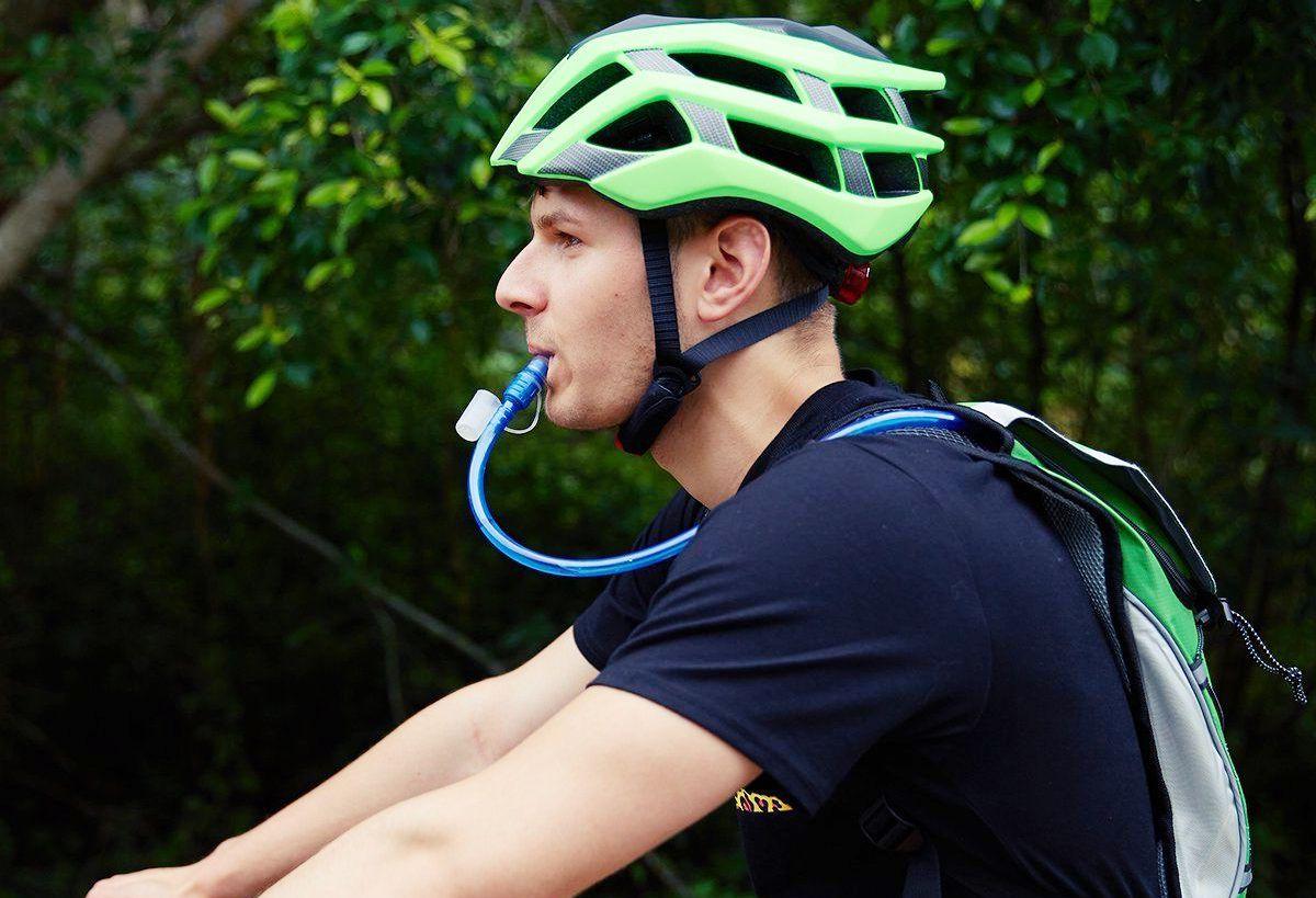 Sac hydratation pour le vélo